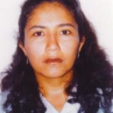 Gloria Mercedes Palacios Pinto