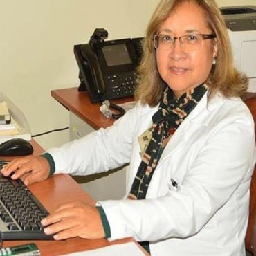 Haydee Gudelia Cárdenas de Jurado